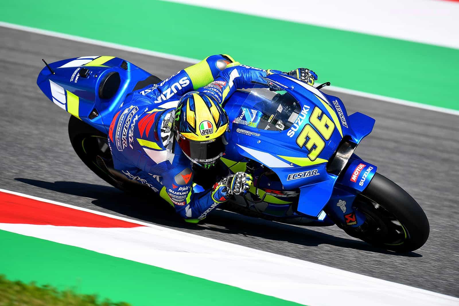 MotoGP2019カタルーニャGP ミル「ポジティブなレースが続いていくことを願っている」