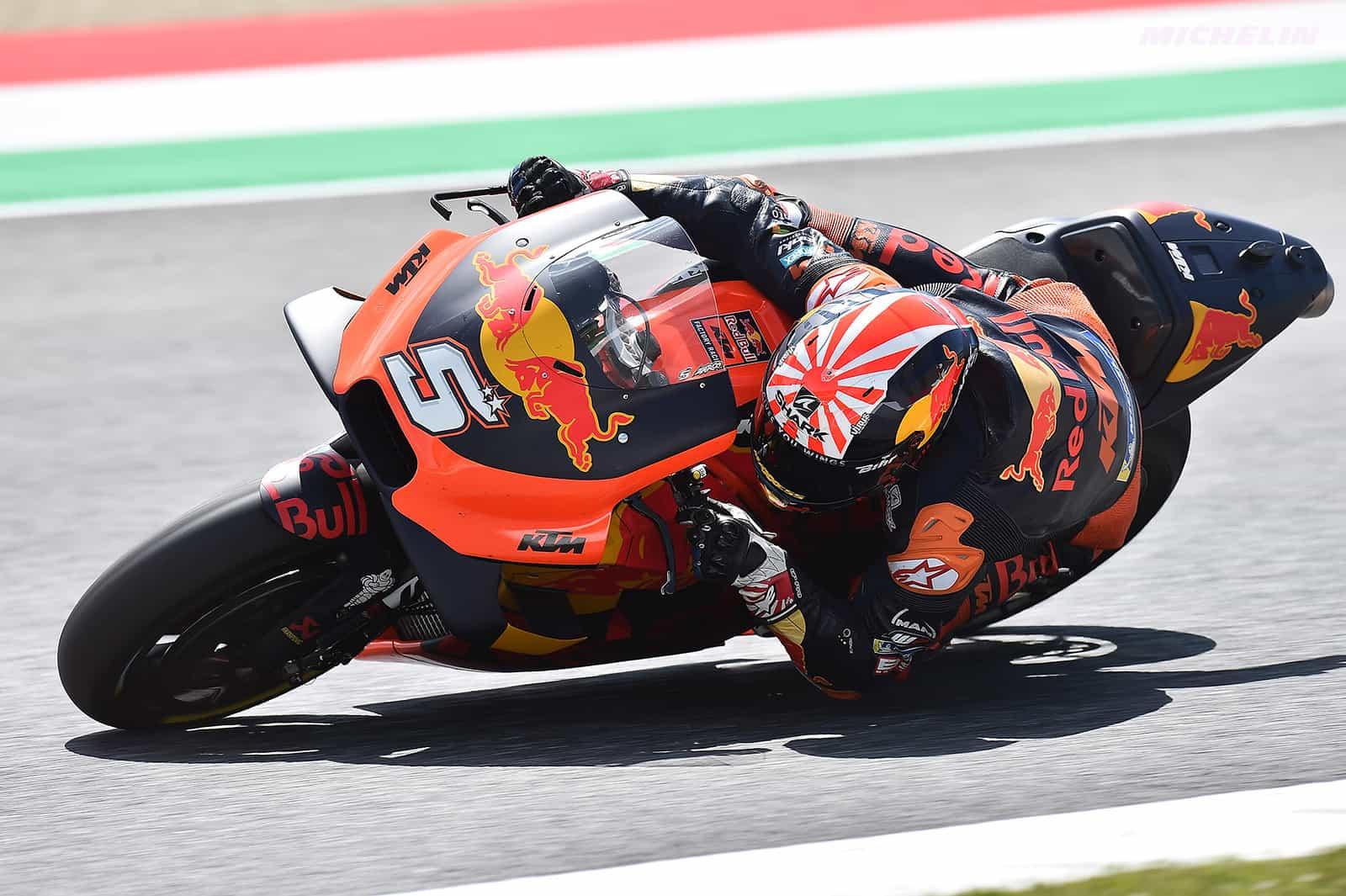 MotoGP2019イタリアGP ザルコ「ソフトタイヤを履いてライバルとの違いを理解しようとした」