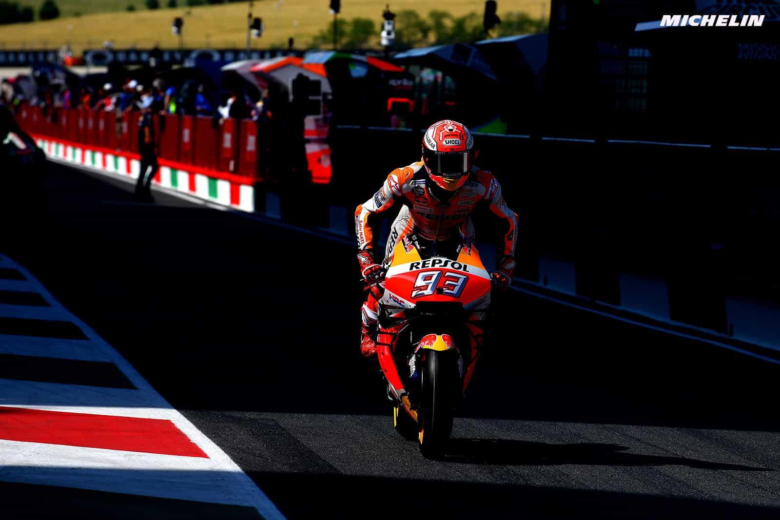 MotoGP2019カタルーニャGP マルク・マルケス「バイクも自分も良い状態にある」