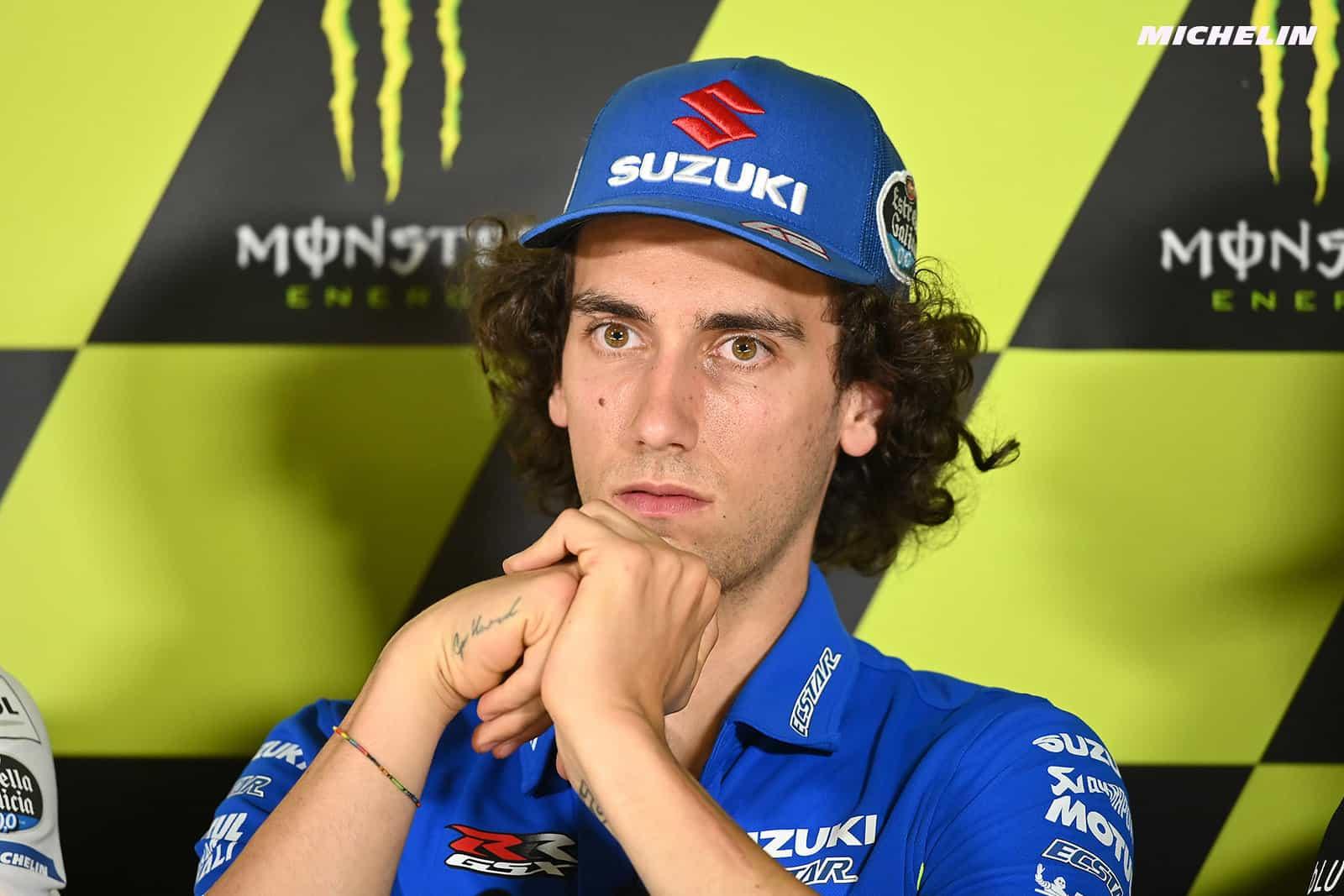 MotoGP2019カタルーニャGP リンス「スズキは全力で作業してくれている」