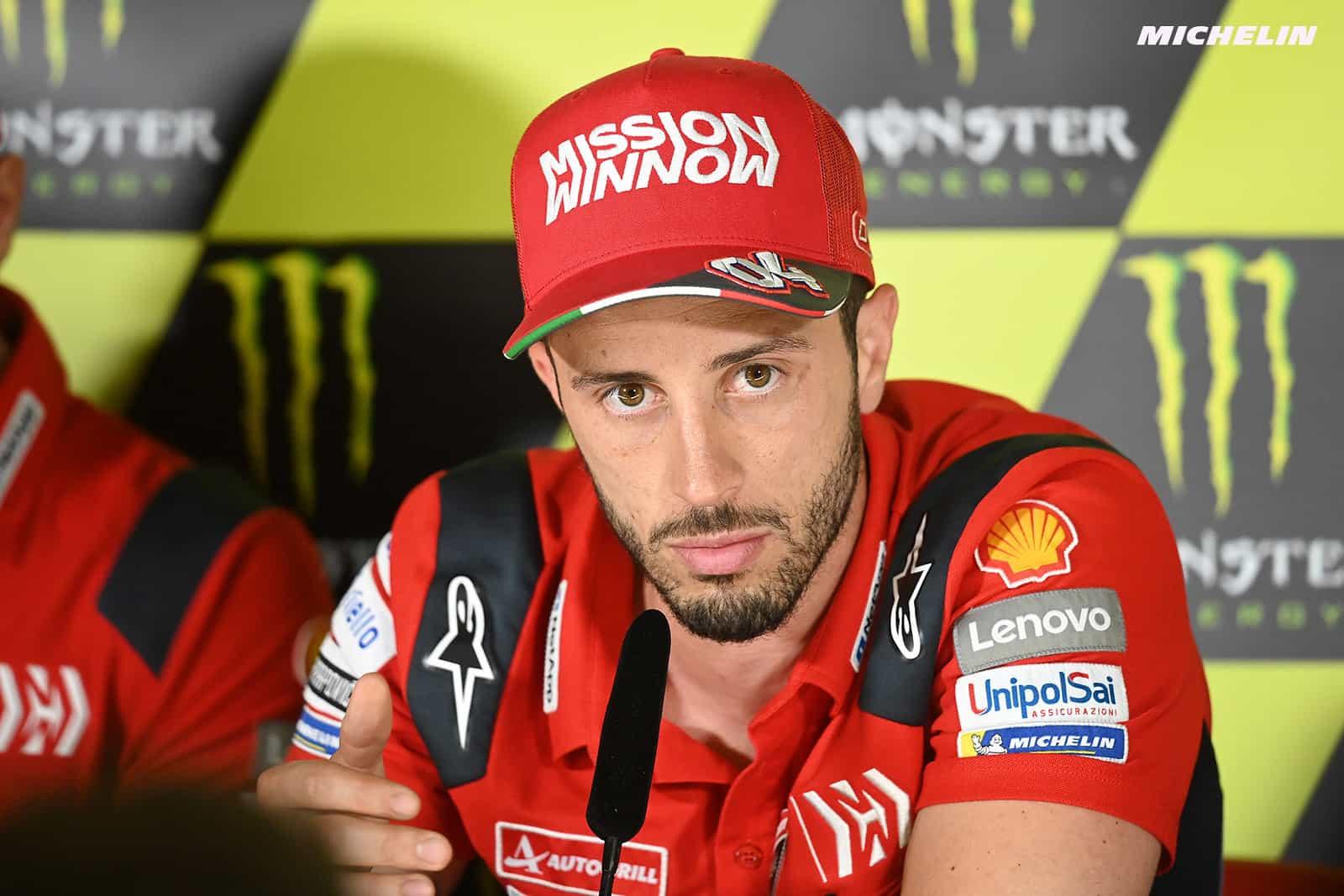 MotoGP2019カタルーニャGP ドヴィツィオーゾ「チャンピオンシップでマルケスと戦うには優勝が必要」