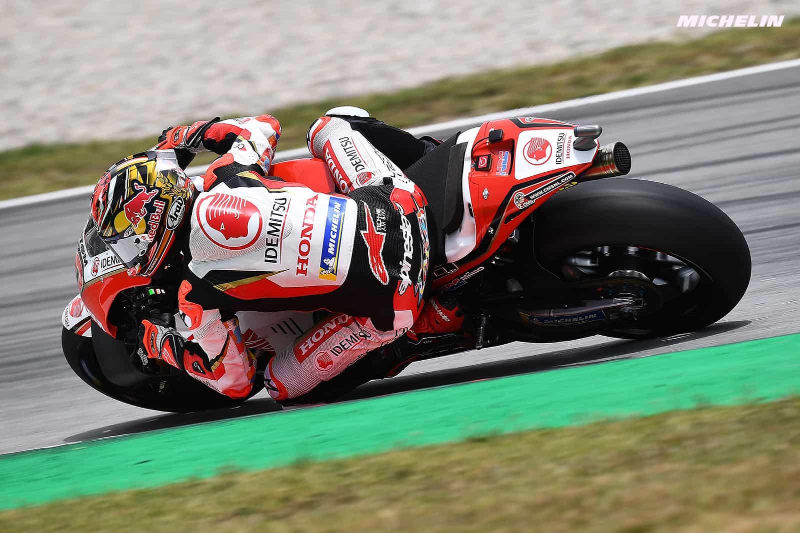 MotoGP2019カタルーニャGP 中上「3周ほどトップについていければ、トップ5のチャンスがある」
