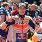 MotoGP2019カタルーニャGP 予選2位マルケス「今週末はヤマハ vs スズキの戦いになるかもしれない」