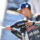 MotoGP2019カタルーニャGP 2位クアルタラロ「トップ争いの中で腕の痛みは感じなかった」