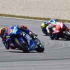 MotoGP2019カタルーニャGP 4位リンス「苦戦したが4位を獲得出来たのは良かった」