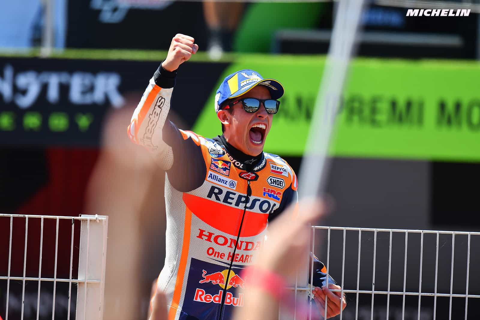 MotoGP2019オランダGP マルケス「日曜には素晴らしいレースが出来ると思う」