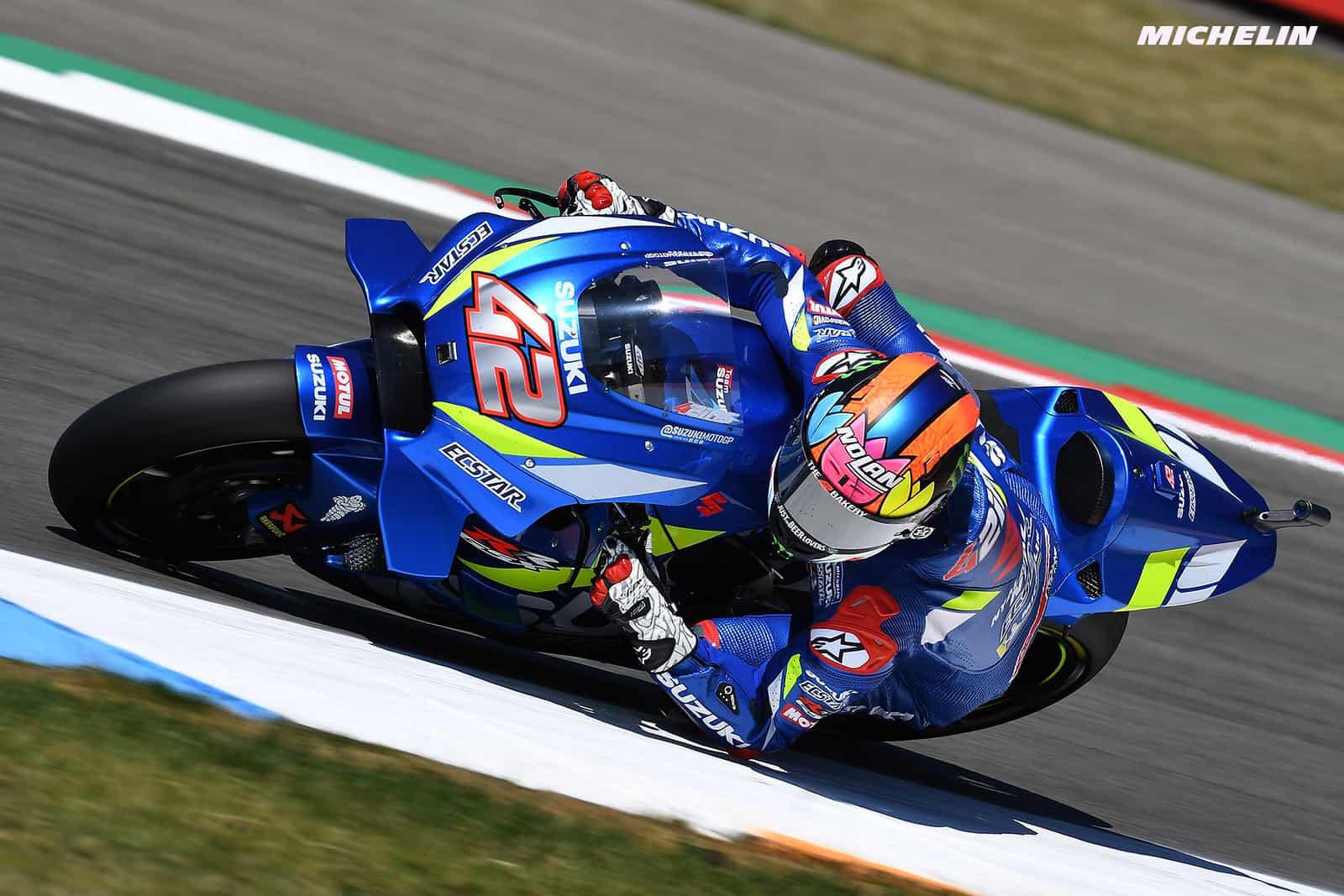 MotoGP2019オランダGP FP2 5位リンス「ウイリーを制御することが必要」
