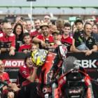 SBK第7戦ミサノ レース1 3位バウティスタ「ポイント、表彰台を獲得出来たことが重要」