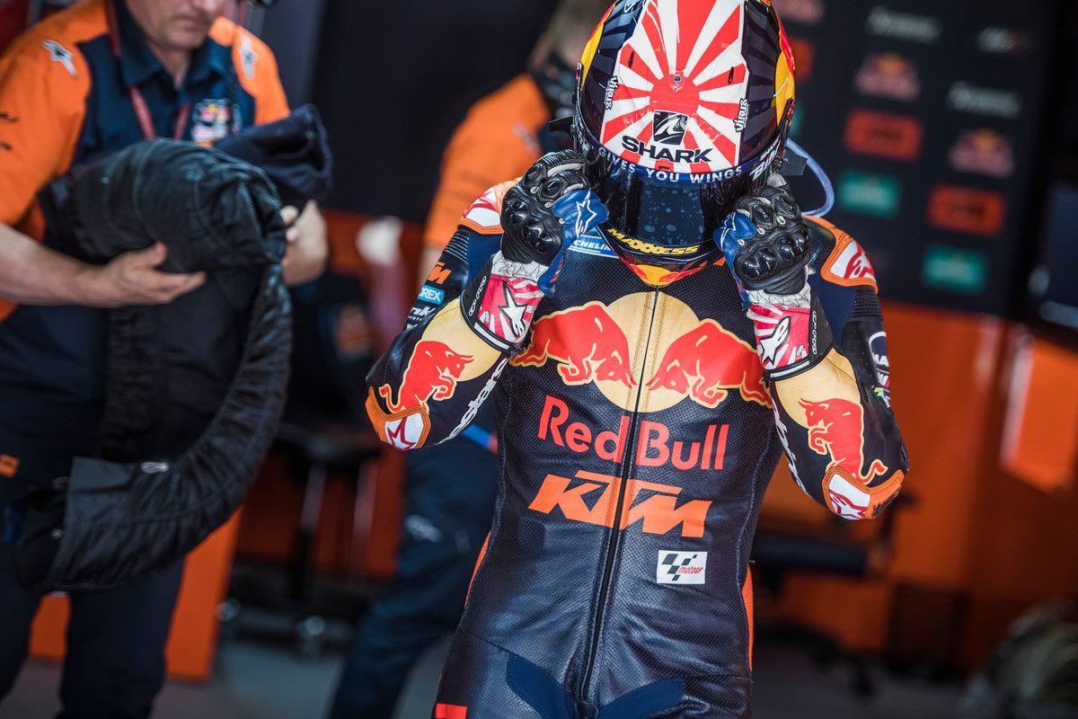 MotoGP2019カタルーニャGP 10位ザルコ「前の集団に追いつくことを考える余裕があった」