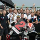 SBK第7戦ミサノ レース1 2位サイクス「これはBMWモトラッドWSBKチーム全体の成果」