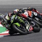 SBK第7戦ミサノ レース2 優勝レイ「優勝出来たことが何よりも重要」