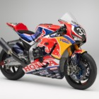Red Bull Hondaが鈴鹿8耐仕様マシンのカラーリングを発表