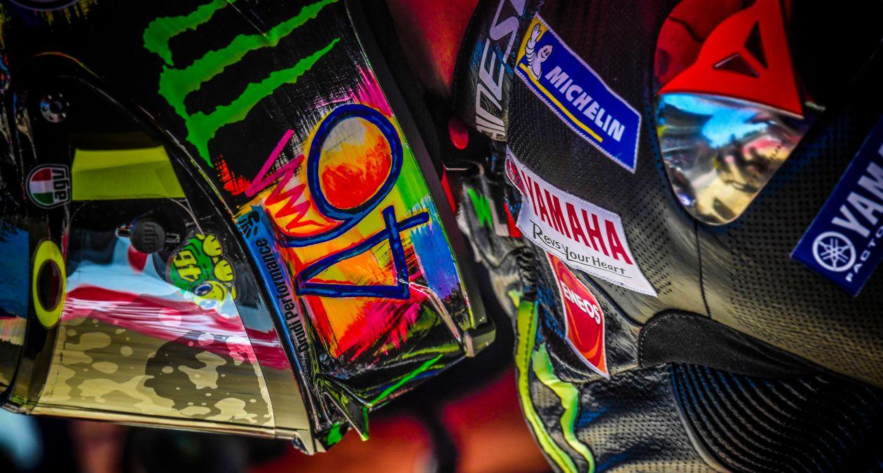 MotoGP2019カタルーニャテスト 14位ロッシ「ミシュランの新しいタイヤは素晴らしい」