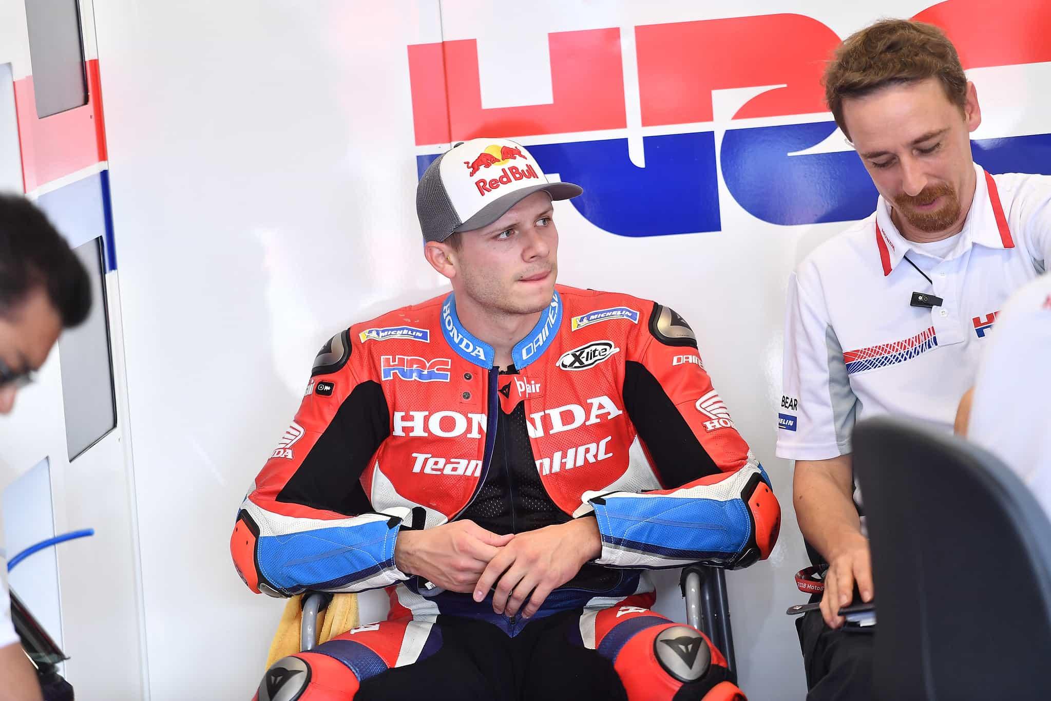 MotoGP2019ドイツGP ブラドル「ホームレースなので特別なレース」