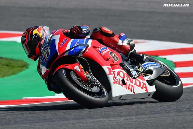 MotoGP2019チェコGP ブラドル「ドイツから良い流れで作業を続けていきたい」