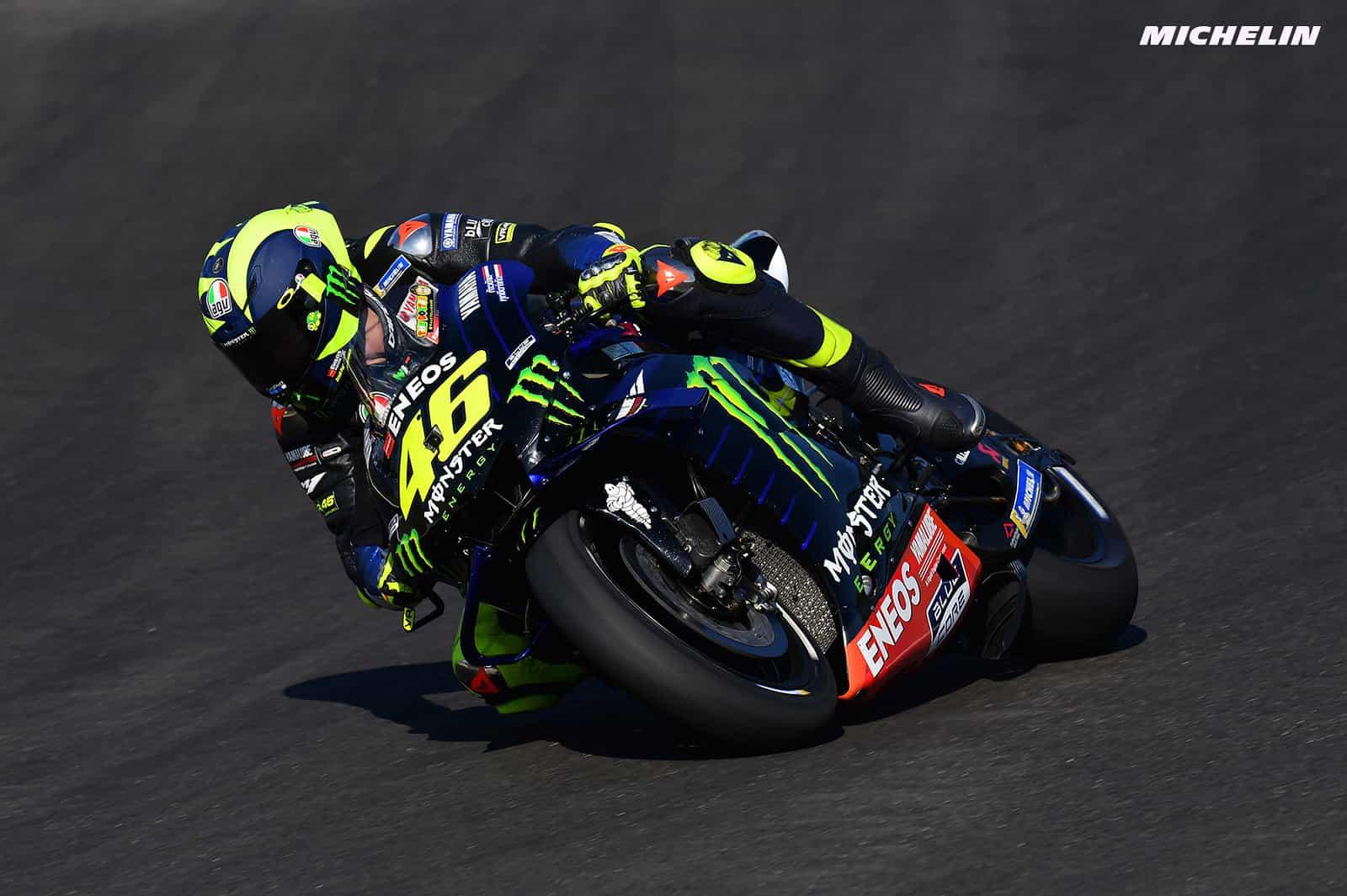 MotoGP2019チェコGP ロッシ「ヤマハは改善が必要、重要な後半戦になる」