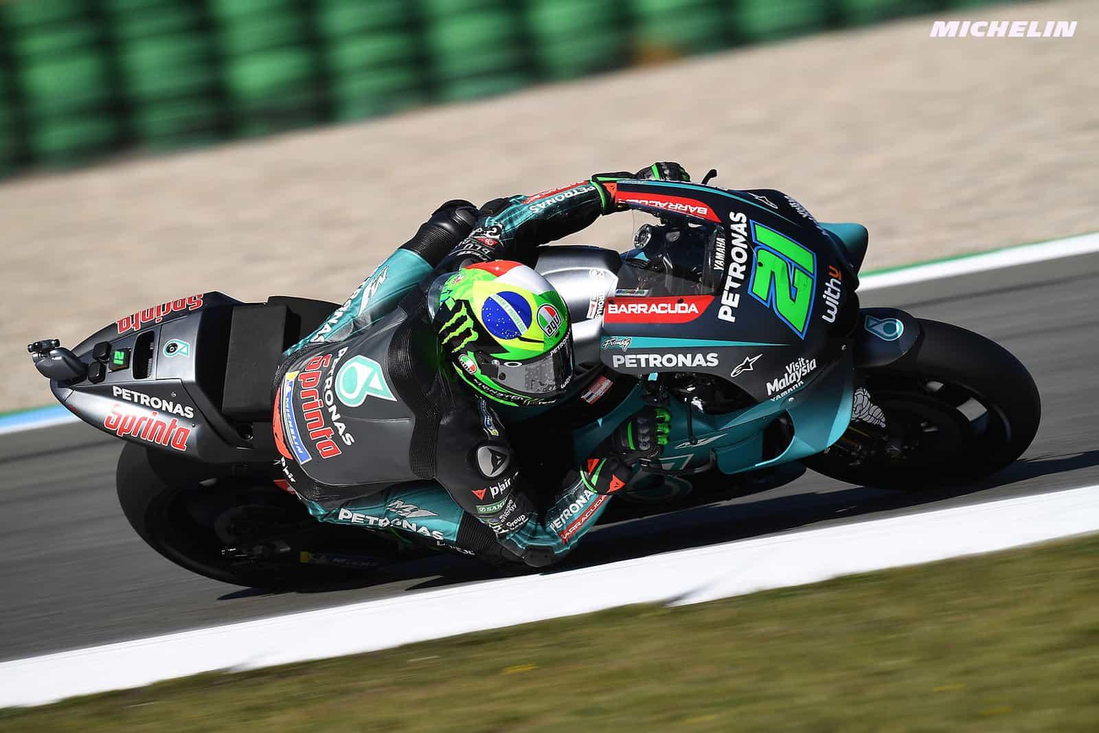 MotoGP2019ドイツGP モルビデッリ「ヤマハに合っているトラックで自信がある」
