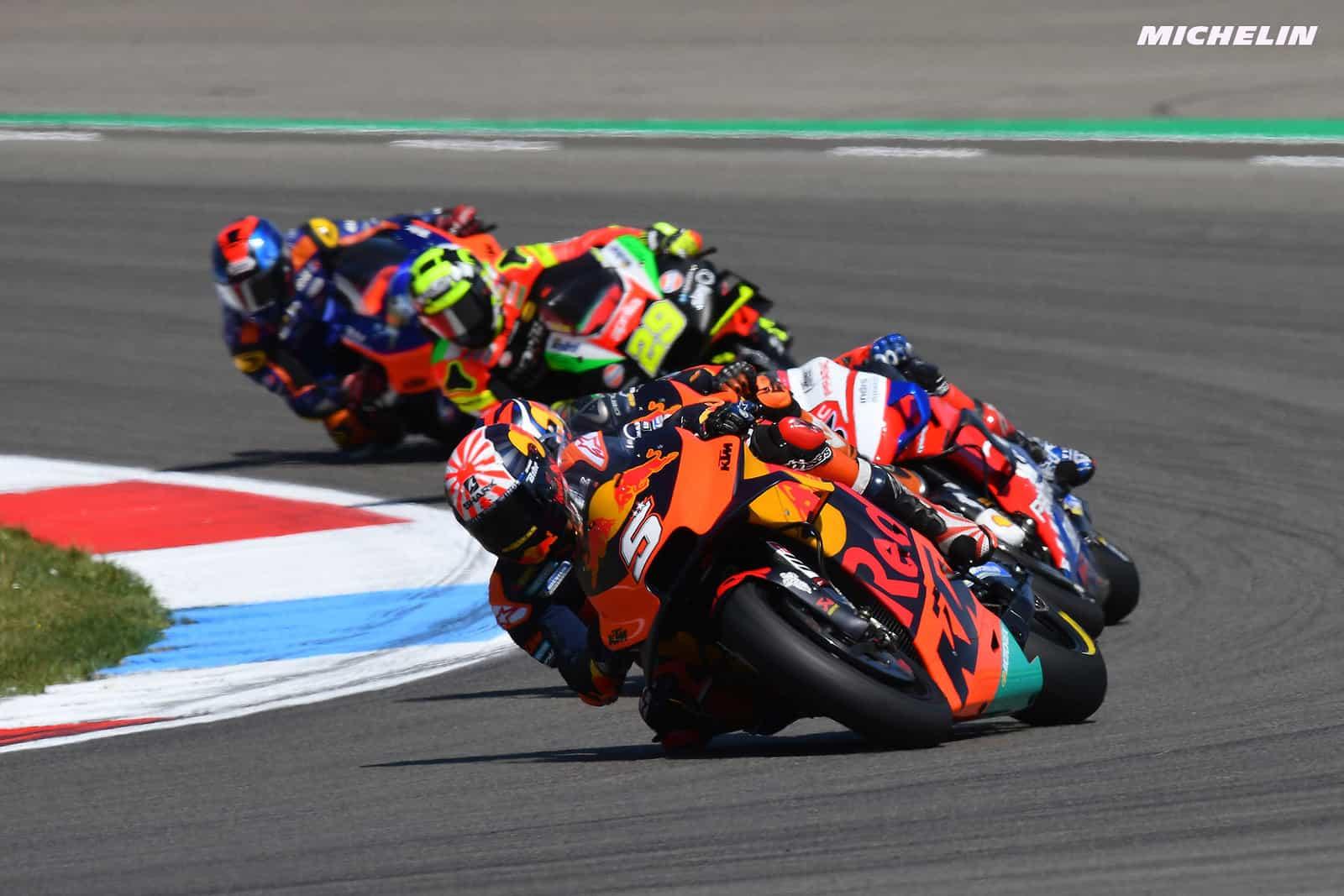 MotoGP2019オランダGP ザルコ「あれ以上バイクをコントロールすることは出来なかった」
