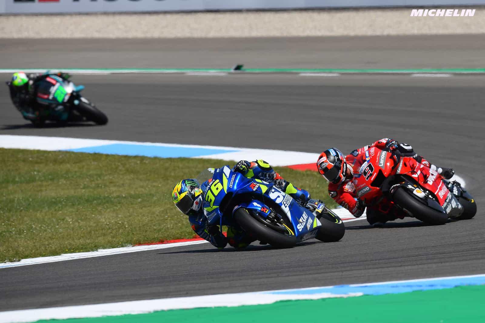 MotoGP2019オランダGP 8位ミル「フィーリングが良くなっているのでザクセンリンクが楽しみ」