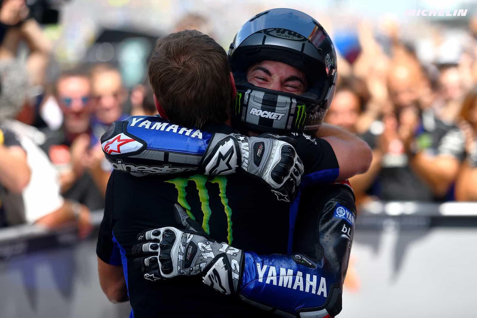 MotoGP2019オランダGP 優勝ビニャーレス「金曜、土曜から日曜にかけてようやく結果をつなぐことが出来た」