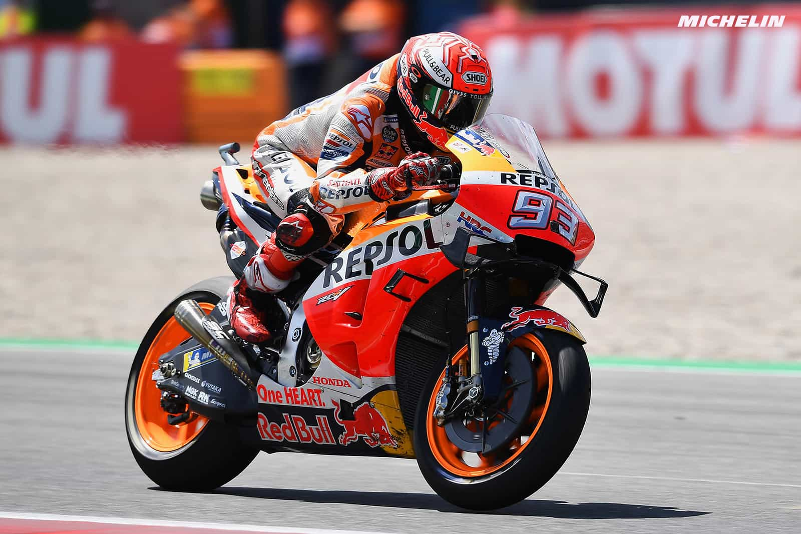 MotoGP2019ドイツGP マルケス「金曜がスタートすれば過去の記録は意味をもたない」