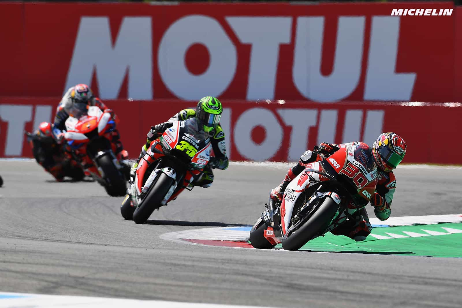 MotoGP2019オランダGP 中上 「残念な結果だが怪我はない」