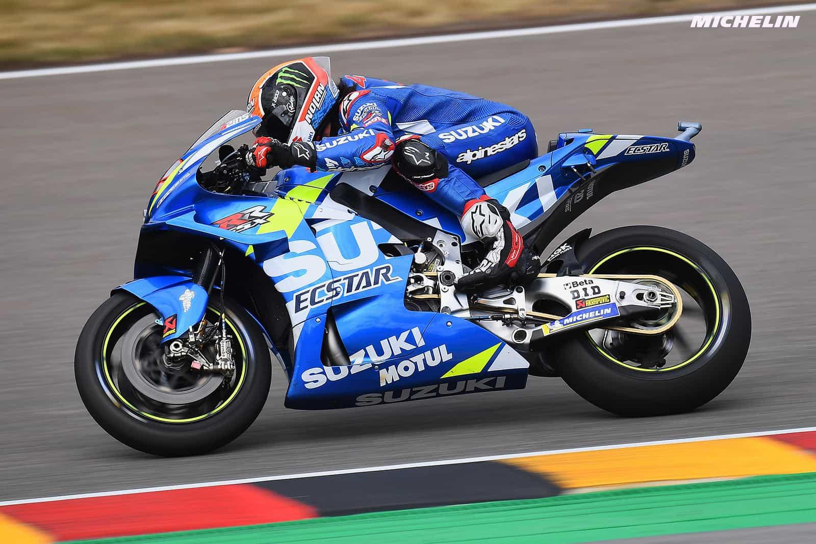 MotoGP2019ドイツGP 予選4位リンス「2列目を獲得することが目標だった」
