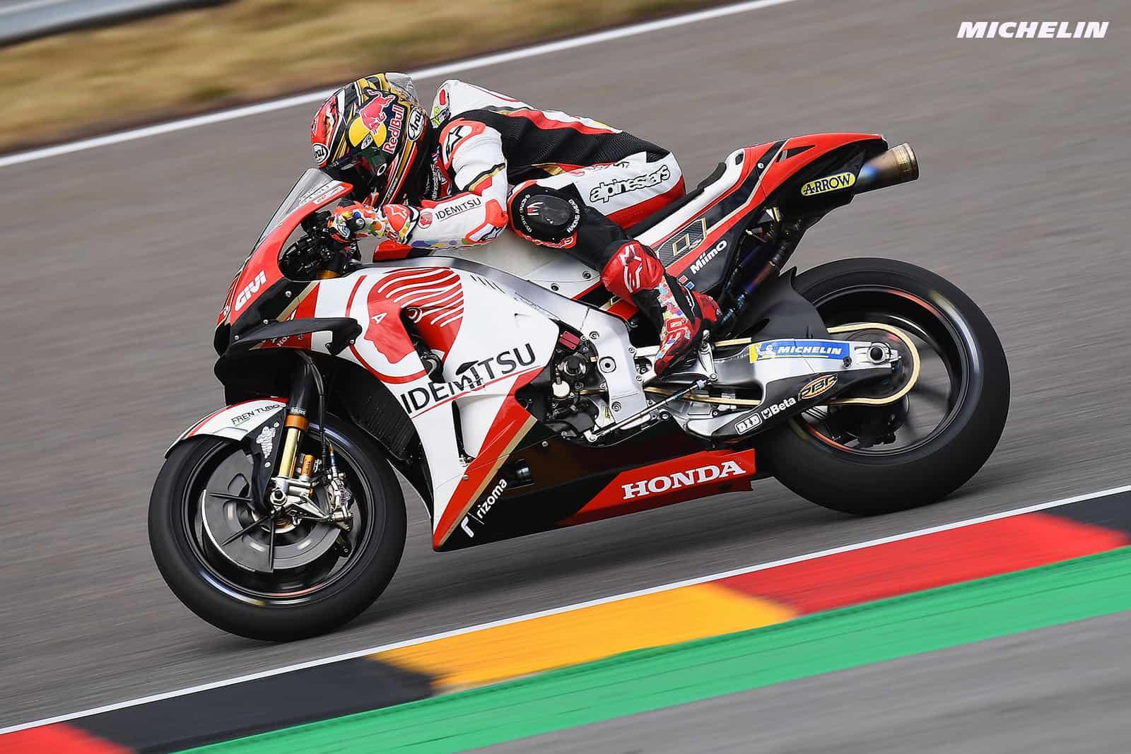 MotoGP2019ドイツGP 14位中上「体力を温存してレースを走りきろうと決めていた」