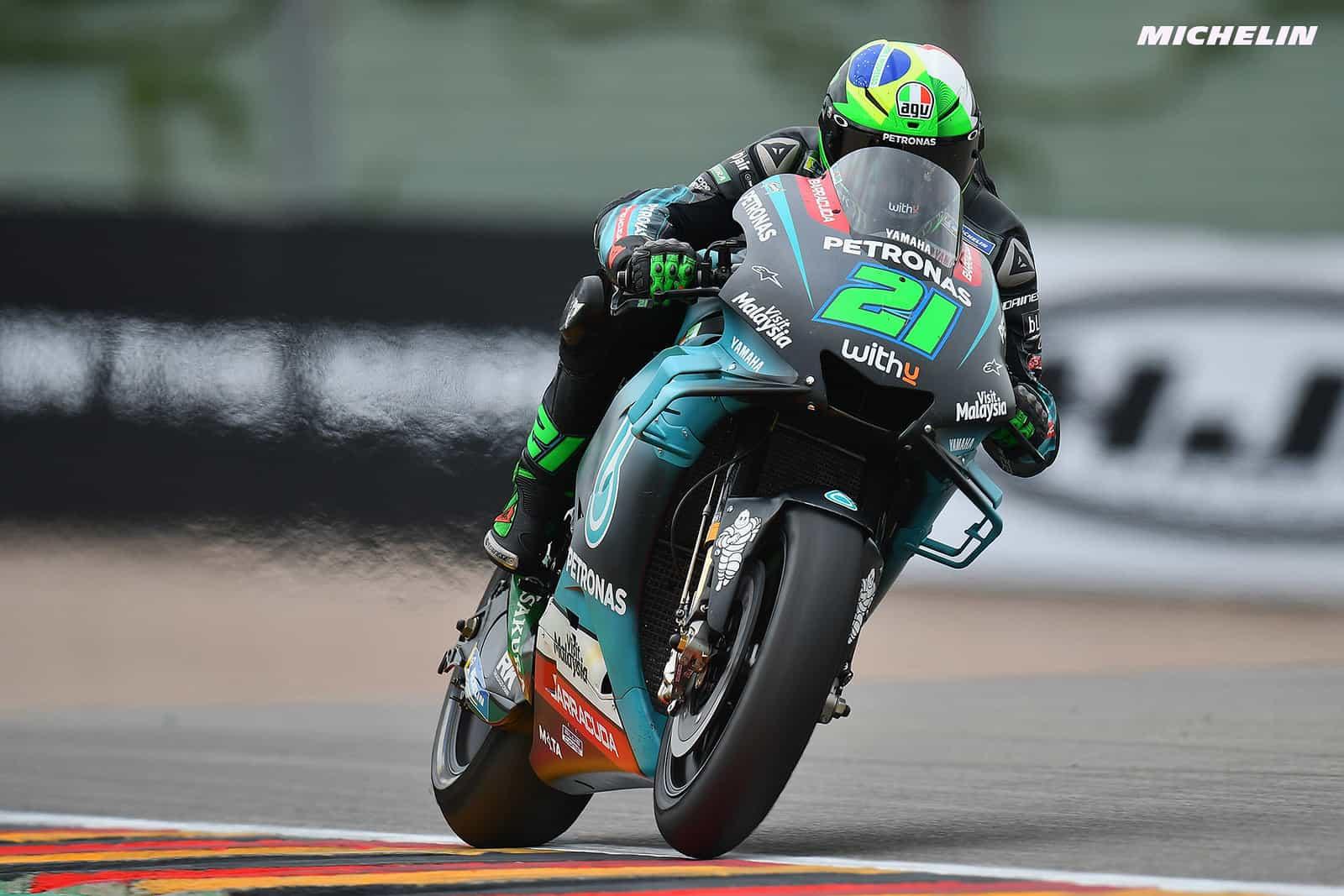 MotoGP2019ドイツGP 予選7位モルビデッリ「マルケス以外のペースは横並び」