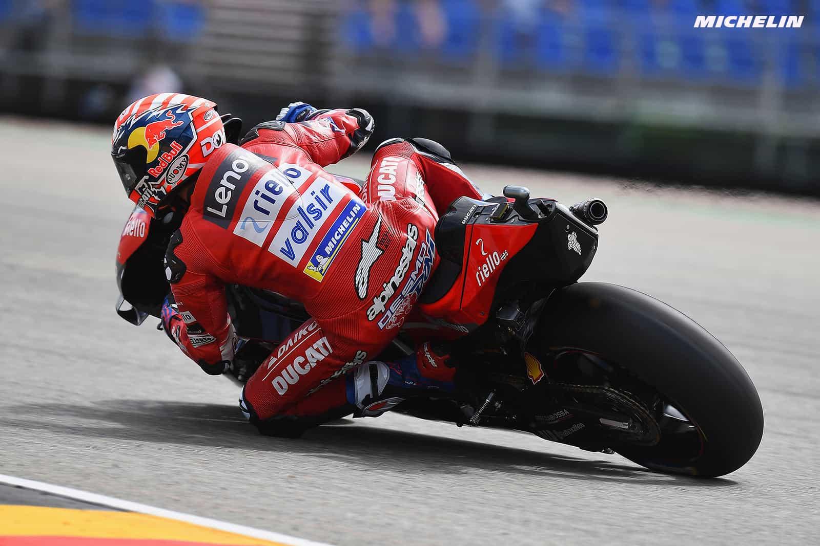 MotoGP2019ドイツGP 予選13位ドヴィツィオーゾ「諦めることはしない」