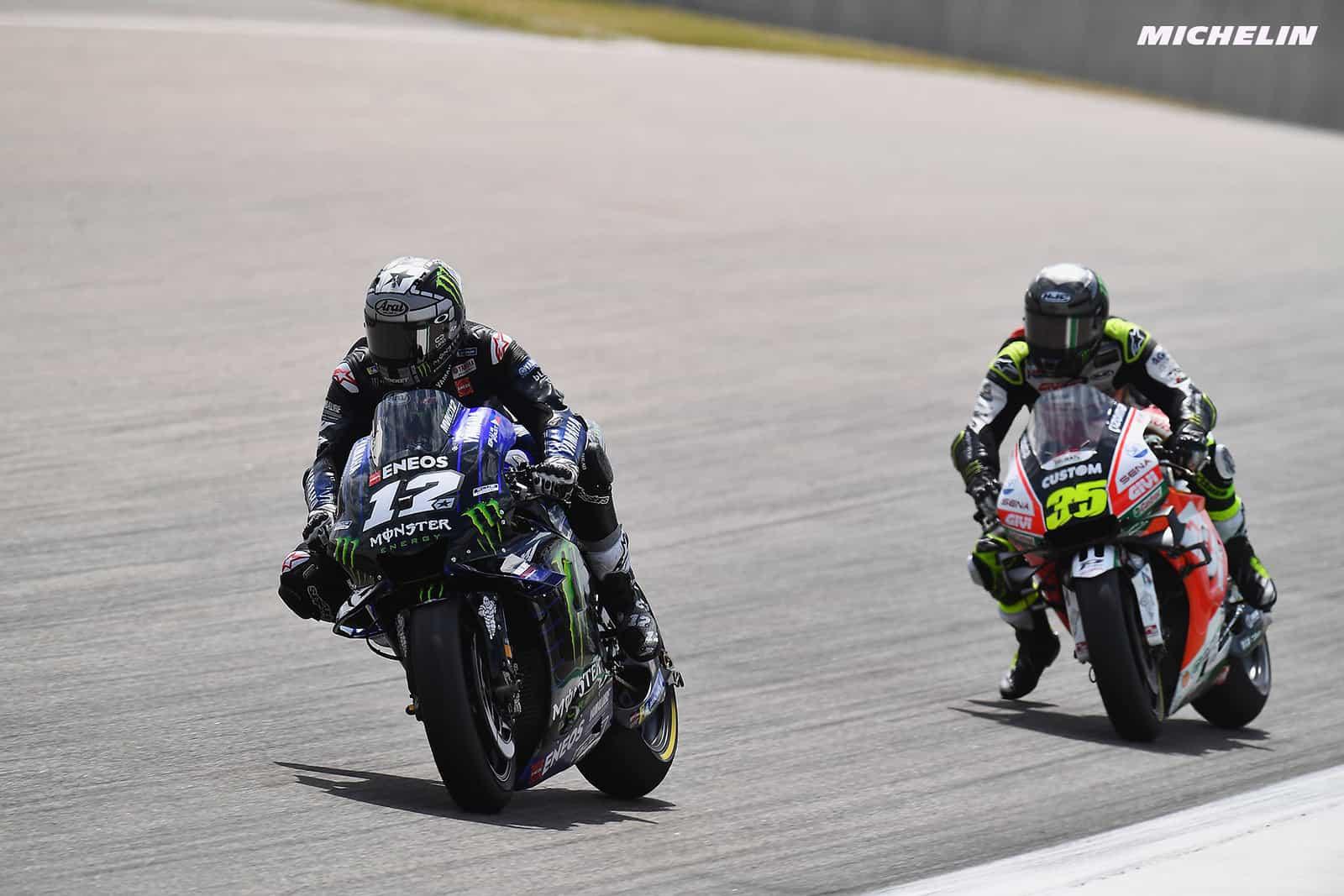 MotoGP2019チェコGP ビニャーレス「正しい方向に進んでいると示すことが出来るはず」