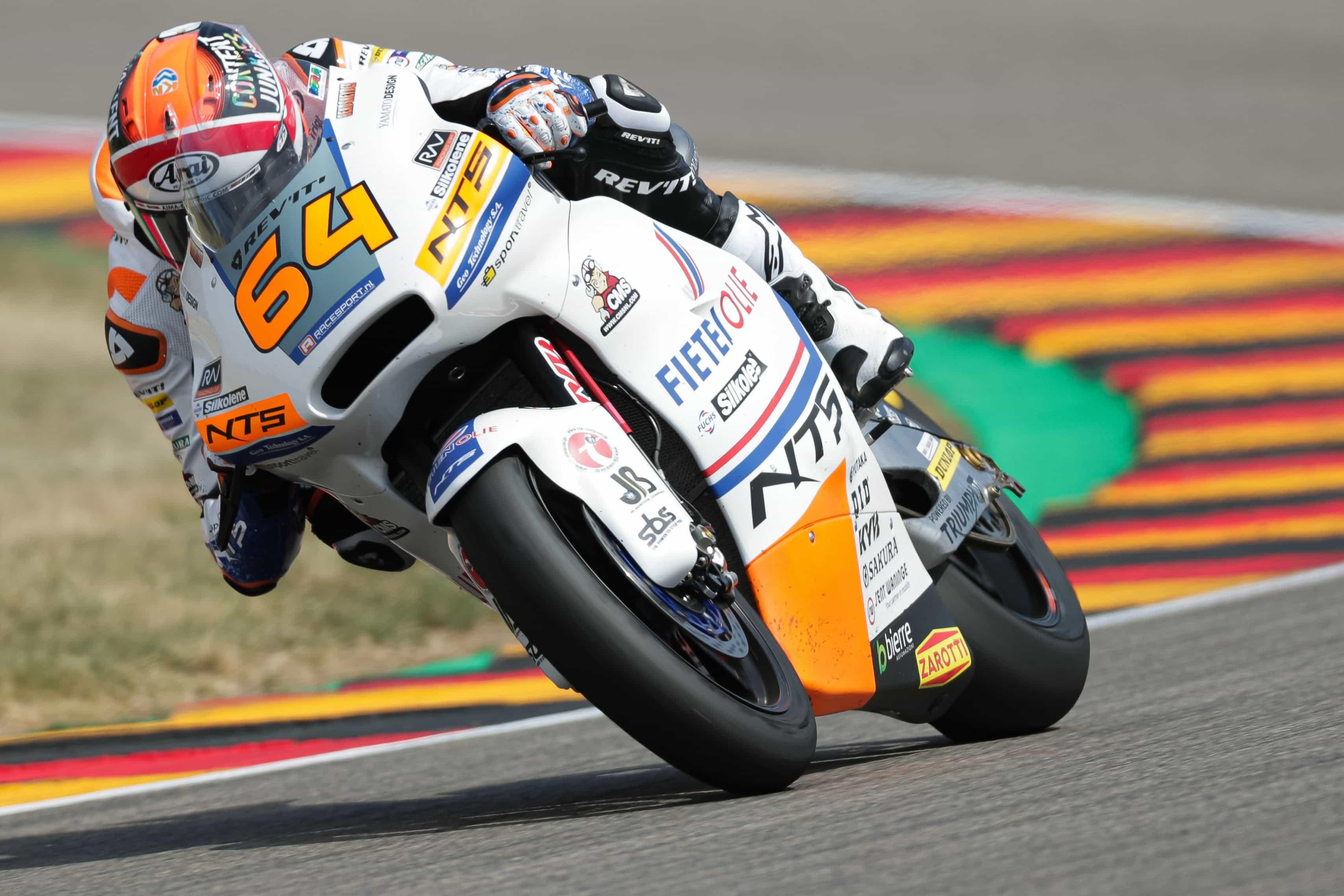NTS RW Racing GP ドイツGP 公式練習 3、公式予選レポート