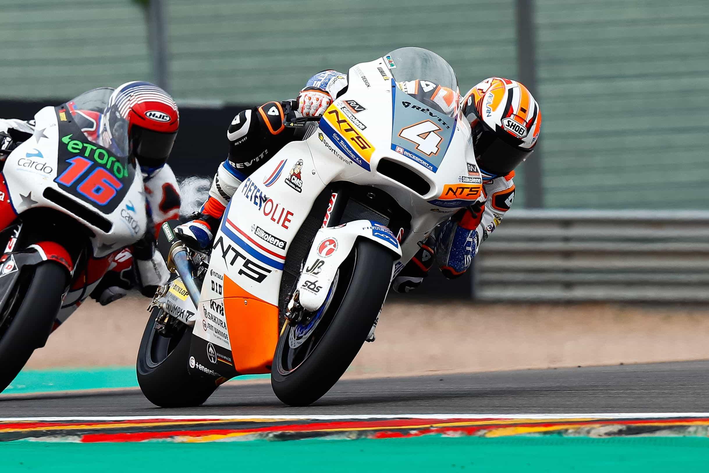 NTS RW Racing GP ドイツGP 公式練習1、公式練習2レポート