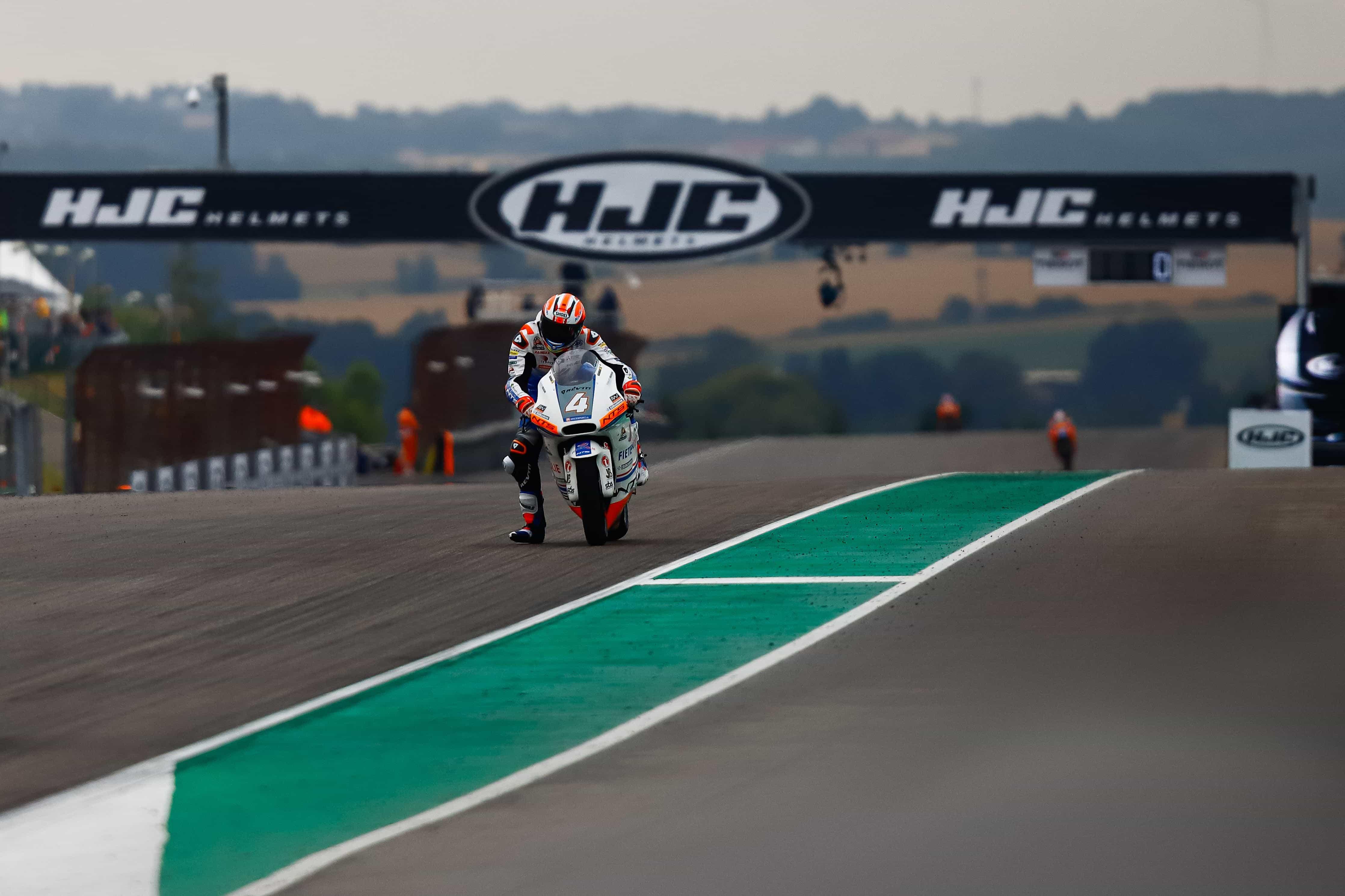 NTS RW Racing GP ドイツGP決勝レースレポート