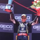 SBK第9戦ラグナ・セカ レース2 2位レイ「ラグナ・セカで2勝出来るとは思っていなかった」