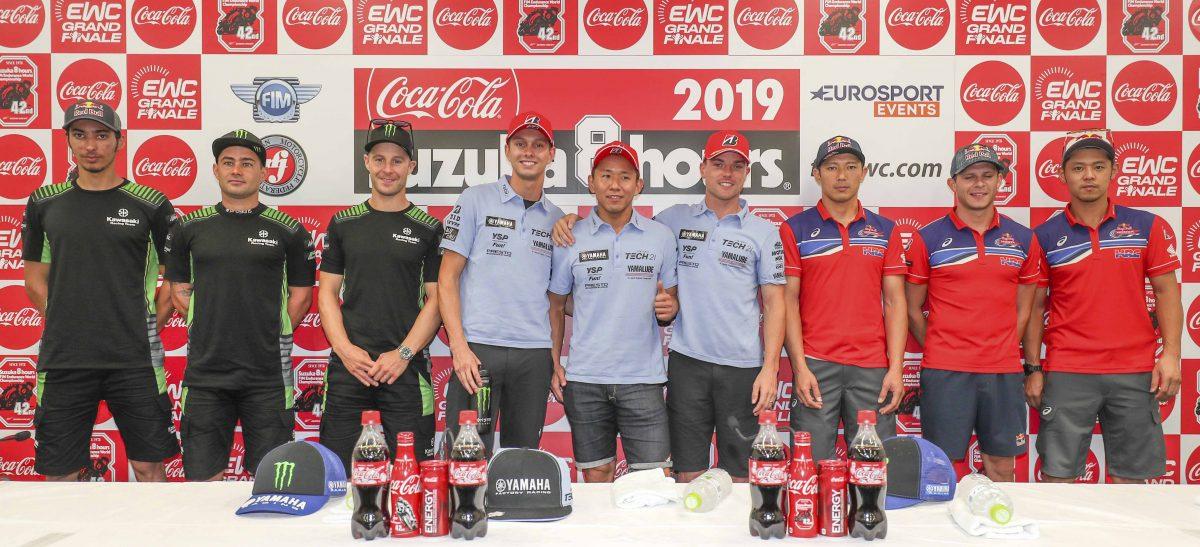 鈴鹿8耐 2019 トップ10トライアルキャンセルでポールポジションはYamaha Factory Racing Team