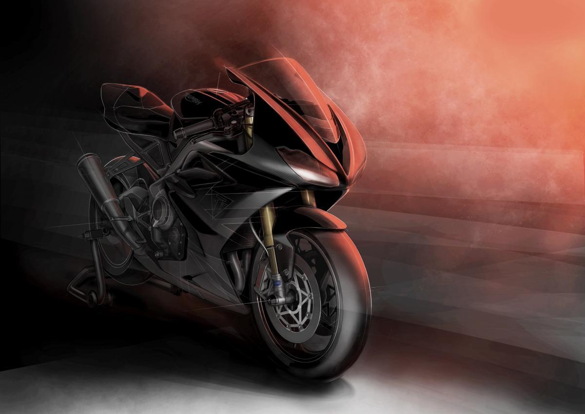 TRIUMPH(トライアンフ) Moto2レプリカの「Triumph Daytona Moto2 765」を2020年モデルとして発売