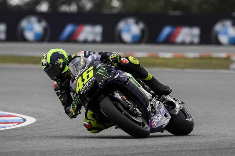 MotoGP2019ブルノテスト ロッシ「プロトタイプの変更点は軽微」