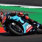 MotoGP2019イギリスGP 予選4位ファビオ・クアルタラロ「セカンドバイクで走ることになった」