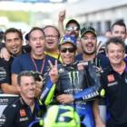 MotoGP2019イギリスGP 予選2位ロッシ「ブルノ以降にバイクを大きく変え、フィーリングを取り戻した」