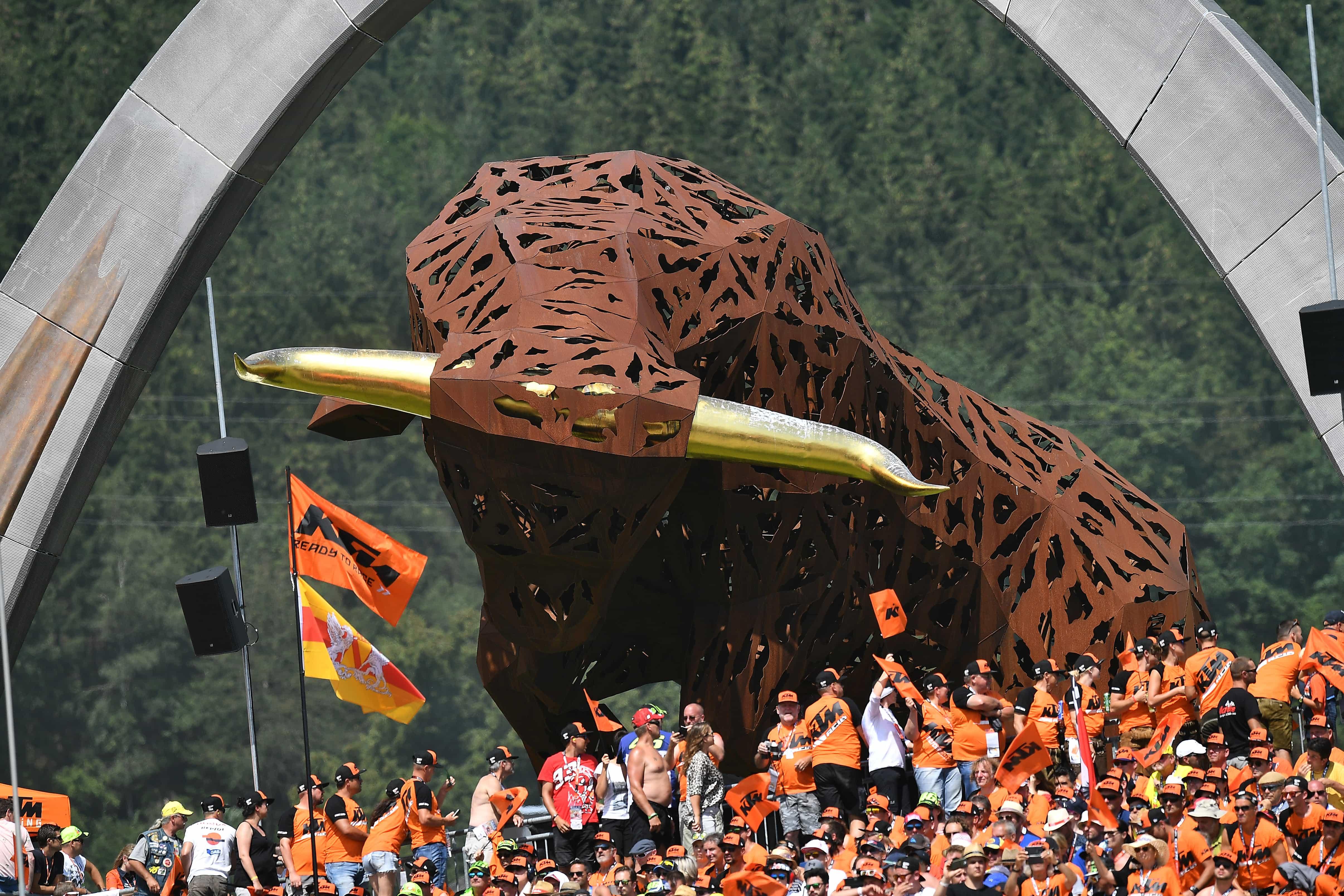 オーストリア政府 7月のF1開催を承認、8月のMotoGP開催の期待高まる