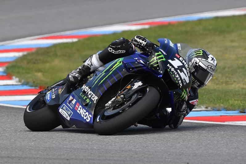 MotoGP2019ブルノテスト ビニャーレス「2019年型の戦闘力を改善していきたい」