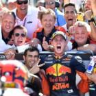 MotoGP2019サンマリノGP 予選2位ポル・エスパルガロ「バイクを作りあげてくれた皆に感謝したい」
