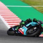 MotoGP2019サンマリノGP 予選4位フランコ・モルビデッリ「リヤタイヤをどのタイヤにするかが課題」