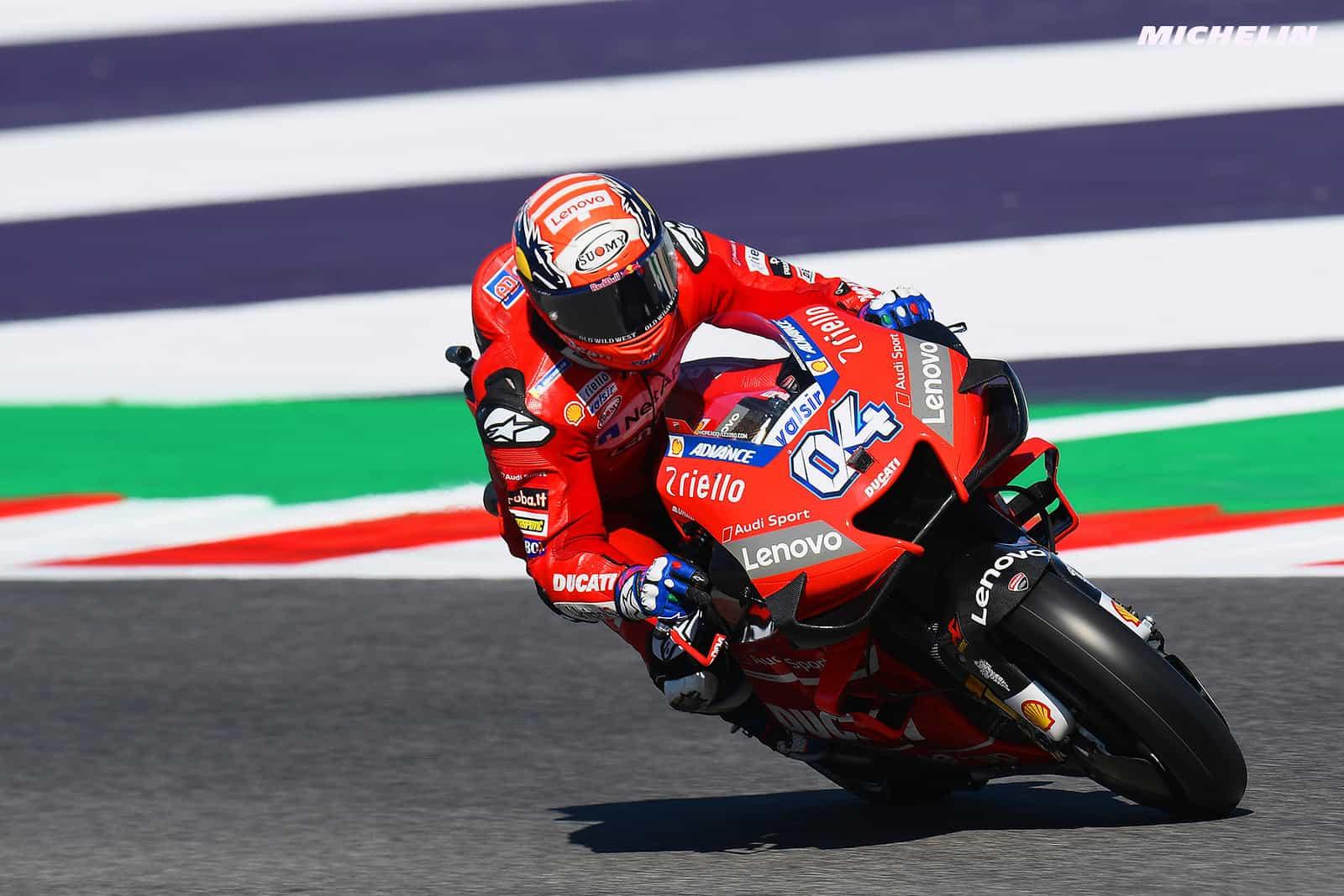MotoGP2019タイGP ドヴィツィオーゾ「改善しようとしているが、現時点でタイトル争いは不可能」