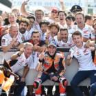 MotoGP2019サンマリノGP 優勝マルケス「MotoGPではバイクでなく、ライダーの力量が結果に現れる」