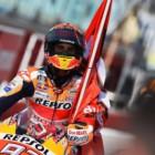 MotoGP2019アラゴンGP マルケス「開幕戦とメンタルは変わらない。表彰台獲得を目指す」