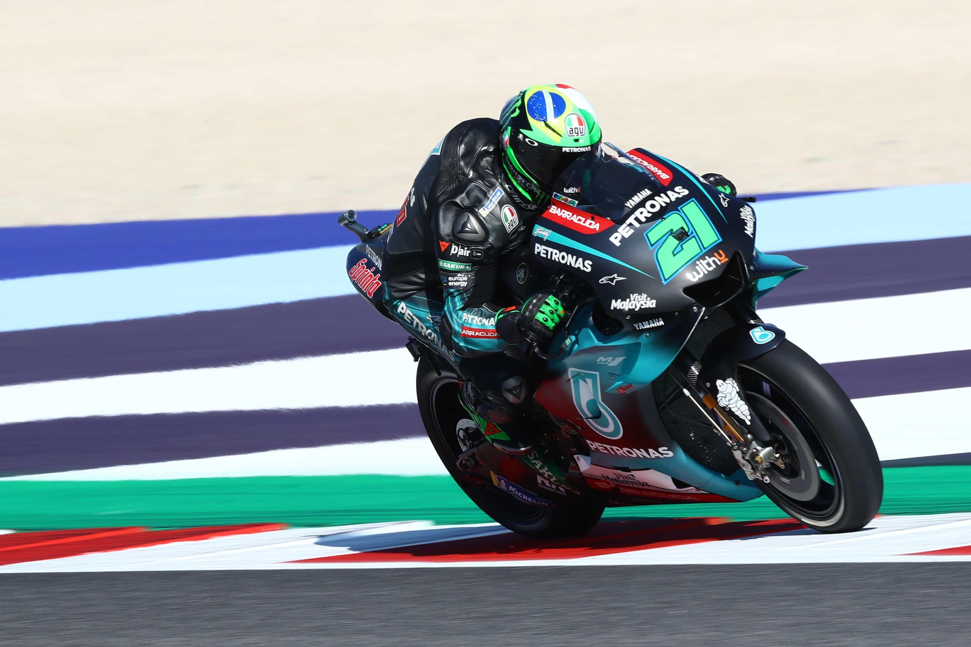 MotoGP2019アラゴンGP モルビデッリ「ミサノ同様のレベルを発揮したい」
