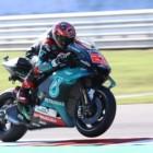 MotoGP2019アラゴンGP クアルタラロ「ロングストレートは問題にならないだろう」