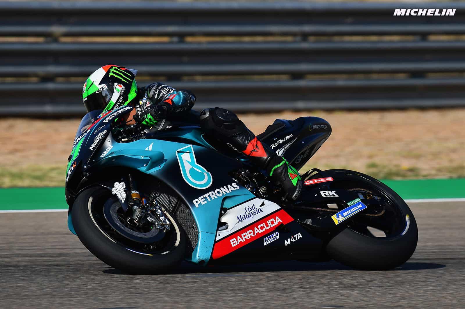 MotoGP2019タイGP モルビデッリ「ブリーラムは好きなトラック、TOP5を獲得したい」
